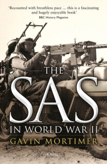 The SAS in World War II, Paperback / softback Book