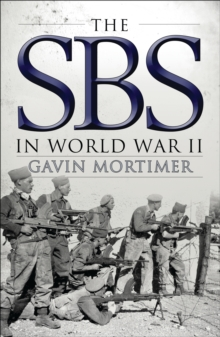 The SBS in World War II, Paperback Book