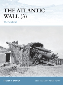 The Atlantic Wall (3) : The Sudwall, Paperback / softback Book