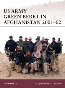 US Army Green Beret in Afghanistan 2001-02, Paperback / softback Book