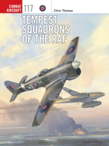 Tempest Squadrons of the RAF, Paperback / softback Book