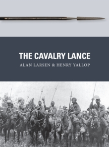 The Cavalry Lance, Paperback / softback Book
