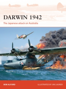 Darwin 1942 : The Japanese attack on Australia, Paperback Book