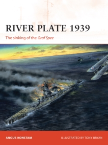 River Plate 1939 : The sinking of the Graf Spee, EPUB eBook