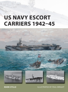US Navy Escort Carriers 1942-45, Paperback Book