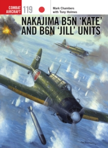 Nakajima B5N  Kate  and B6N  Jill  Units, EPUB eBook