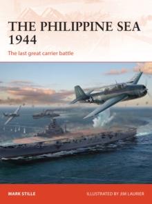 The Philippine Sea 1944 : The last great carrier battle, PDF eBook