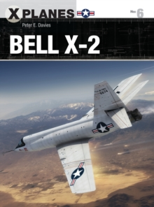 Bell X-2, Paperback Book