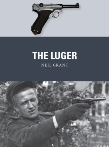 The Luger, Paperback / softback Book