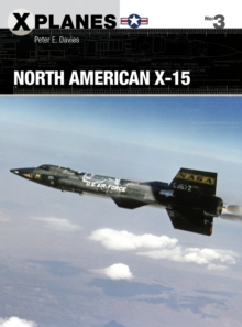 North American X-15, Paperback / softback Book