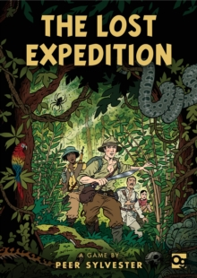The Lost Expedition : A Game of Survival in the Amazon, Game Book