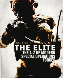 The Elite : The A-Z of Modern Special Operations Forces, Hardback Book