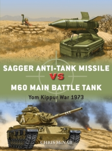 Sagger Anti-Tank Missile vs M60 Main Battle Tank : Yom Kippur War 1973, PDF eBook