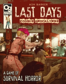 Last Days: Zombie Apocalypse : A Game of Survival Horror, EPUB eBook