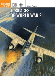 Ju 88 Aces of World War 2, Paperback / softback Book