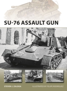 SU-76 Assault Gun, PDF eBook