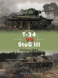 T-34 vs StuG III : Finland 1944, PDF eBook