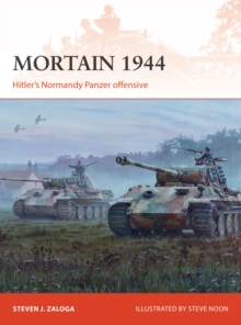 Mortain 1944 : Hitler s Normandy Panzer offensive, EPUB eBook