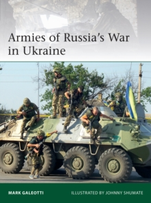 Armies of Russia's War in Ukraine, Paperback / softback Book