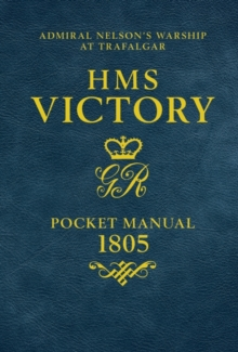 HMS VICTORY POCKET MANUAL, Hardback Book