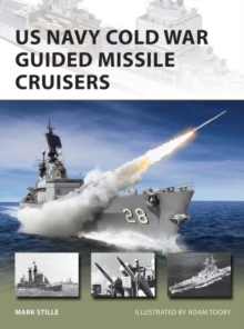 US Navy Cold War Guided Missile Cruisers, EPUB eBook