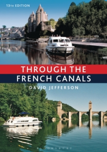 Through the French Canals, Paperback / softback Book