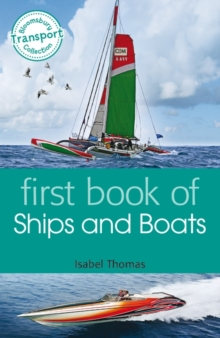 First Book of Ships and Boats, Paperback Book