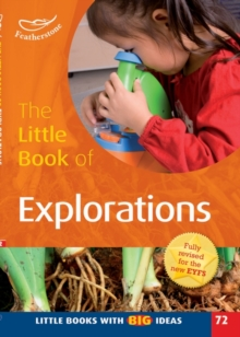 The Little Book of Explorations : Little Books with Big Ideas (72), Paperback / softback Book