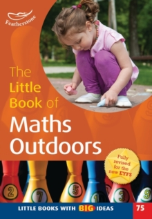 The Little Book of Maths Outdoors : Little Books with Big Ideas (75), Paperback Book