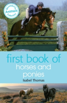 First Book of Horses and Ponies, Paperback / softback Book
