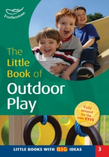 Little Book of Outdoor Play, Paperback / softback Book