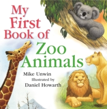 My First Book of Zoo Animals, Hardback Book