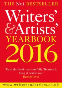 Writers' and Artists' Yearbook 2016, Paperback / softback Book