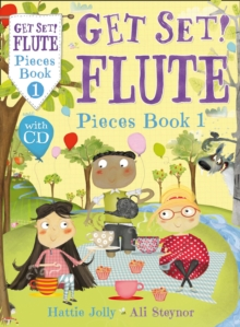 Get Set! Flute Pieces Book 1 with CD, Paperback Book