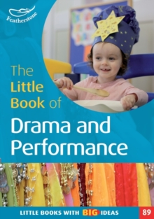 The Little Book of Drama and Performance, Paperback Book
