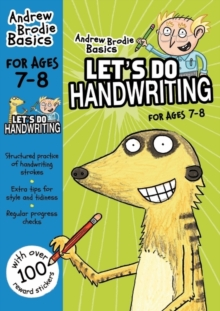 Let's do Handwriting 7-8, Paperback / softback Book