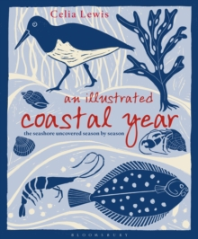 An Illustrated Coastal Year : The Seashore Uncovered Season by Season, Hardback Book