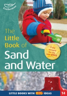 The Little Book of Sand and Water : Little Books with Big Ideas (14), Paperback / softback Book