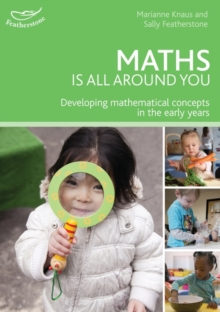 Maths is All Around You, Paperback Book