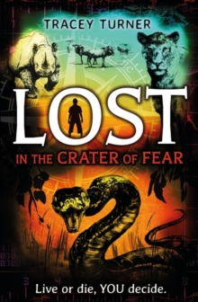 Lost... In the Crater of Fear, Paperback / softback Book