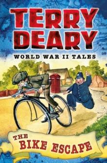 The Bike Escape : World War II Tales 3, Paperback Book