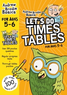 Let's do Times Tables 5-6, Paperback / softback Book