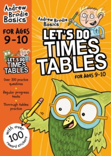 Let's do Times Tables 9-10, Paperback / softback Book