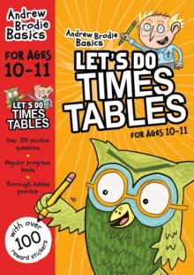 Let's do Times Tables 10-11, Paperback / softback Book