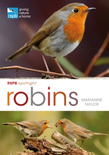 RSPB Spotlight: Robins, PDF eBook