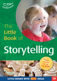 The Little Book of Storytelling : Little Books with Big Ideas (19), PDF eBook