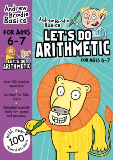 Let's do Arithmetic 6-7, Paperback Book