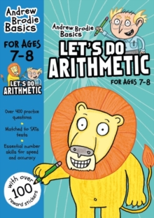 Let's do Arithmetic 7-8, Paperback Book