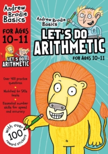Let's do Arithmetic 10-11, Paperback Book