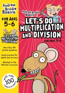 Let's do Multiplication and Division 5-6, Paperback / softback Book